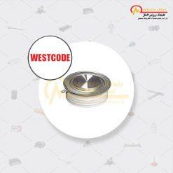 تریستور R0929LC10C فست دیسکی 929 آمپر 1000 ولت وستکد WESTCODE