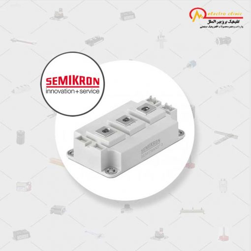 آی جی بی تی چاپر 400 آمپر 1200 ولت SEMIKRON SKM600GAL126D