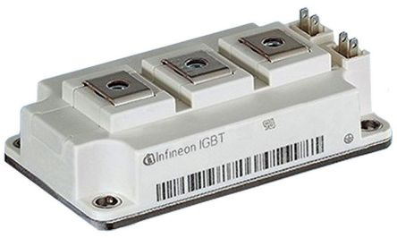 آی جی بی تی دوبل 200 آمپر، 1200 ولت INFINEON FF200R12KE4