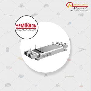 آی جی بی تی SEMiX703GB126HDs سمیکرون 450 آمپر، 1200 ولت SEMIKRON