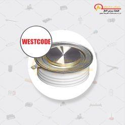 تریستور R2475ZC28M فست دیسکی 2475 آمپر 2800 ولت وستکد WESTCODE