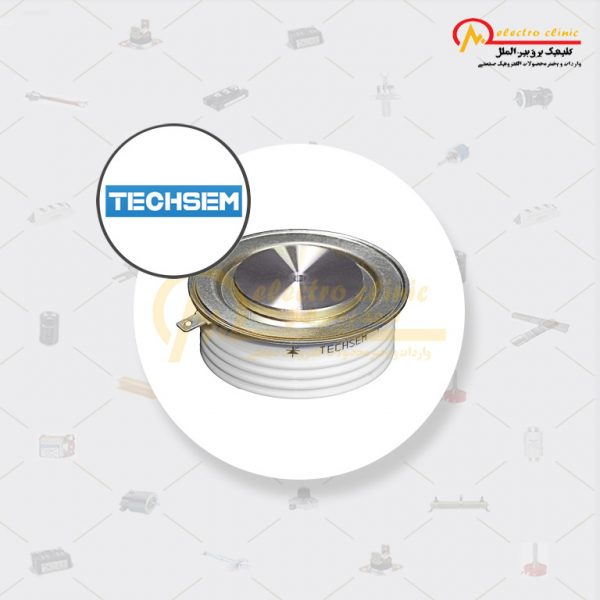 تریستور فست دیسکی 2000 آمپر 2800 ولت</P>Y70KKG TECHSEM </P>Fast Turn-off Thyristors