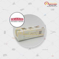آی جی بی تی دوبل 100 آمپر 1200 ولت SEMIKRON SKM100GB12T4 سمیکرون