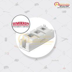 آی جی بی تی چاپر 100 آمپر 1700 ولت SEMIKRON SKM145GAL176D