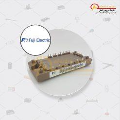 آی جی بی تی 7MBR35VA120-50 دارای جریان 35 آمپر و ولتاژ 1200 ولت ساخت شرکت فوجی الکتریک (Fuji Electric) ژاپن