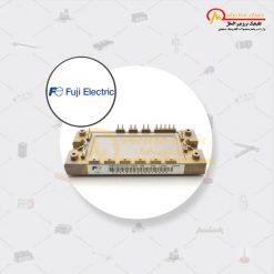 آی جی بی تی 7MBR25VA120-50 دارای جریان 25 آمپر و ولتاژ 1200 ولت ساخت شرکت فوجی الکتریک(Fuji Electric) ژاپن