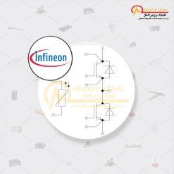 آی جی بی تی FF600R06ME3 ساخت شرکت اینفنیون (INFINEON) آلمان