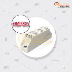دیود دوبل SKKD 101/16 ساخت شرکت سمیکرون (SEMIKRON) آلمان
