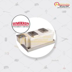 دیود دوبل SKKD 701/16 ساخت شرکت سمیکرون (SEMIKRON) آلمان دارای جریان 701 آمپر و ولتاژ 1600 ولت می باشد. تریستور دوبل SKKT 570/16 E ساخت شرکت سمیکرون (SEMIKRON) آلمان SKKT 460/16 E SKKT 460/22 E H4 SKKH 460/16