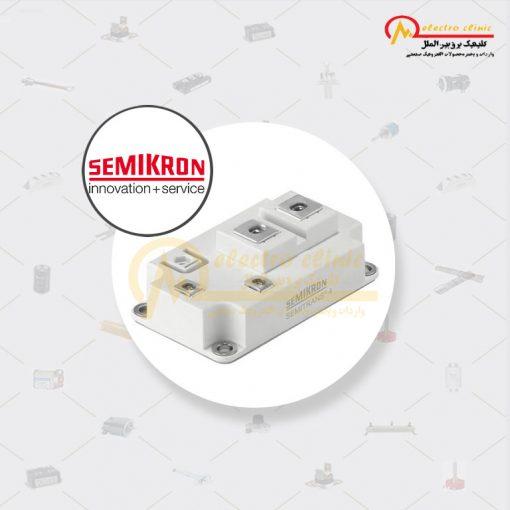 آی جی بی تی تک 400 آمپر 1200 ولت SEMIKRON SKM400GA12T4 سمیکرون